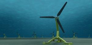Hammerfest Strom HS1000 Tidal Turbines