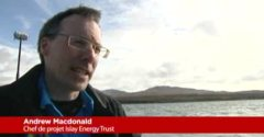 Andy Macdonald - Islay Energy Trust