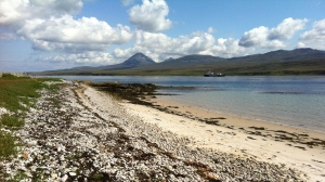 Jura from Islay Shore