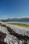 Jura from Islay with Stony Beach