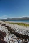Jura from Islay with Stony Beach