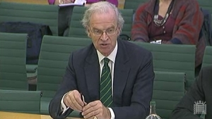 Philip Maxwell at the Scottish Affairs Select Committee